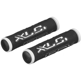XLC GR-G07 Dual Colour Griffe schwarz/weiß